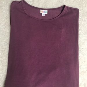 Rose/Purple top